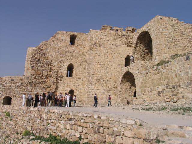 La citadelle de KERAK