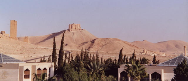 La citadelle Fakhar ed-din
