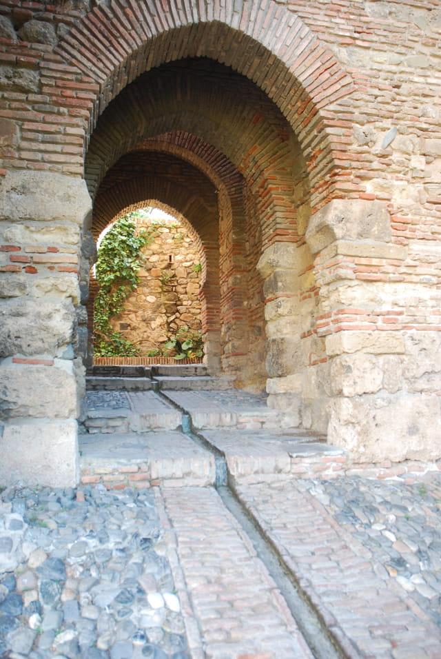 la citadelle La Alcazaba