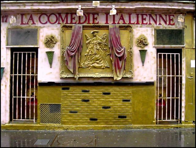 La Comédie italienne (Théâtre)