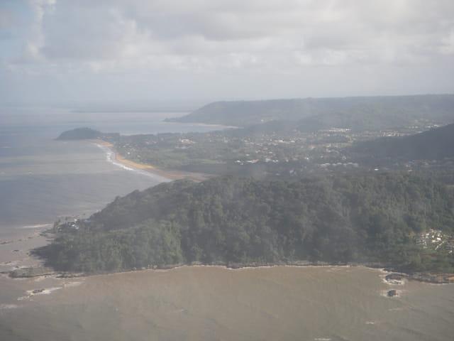 La côte de Remire