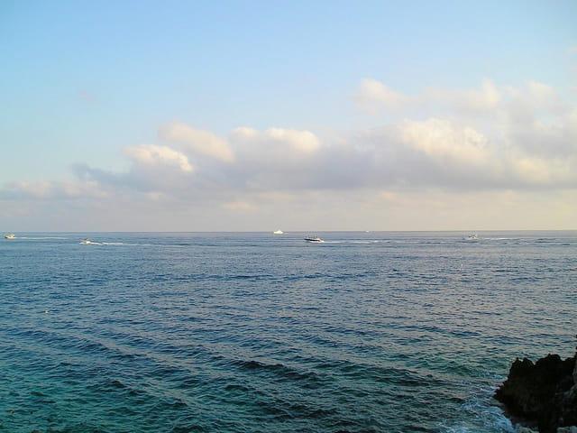 La côte et la mer (2)