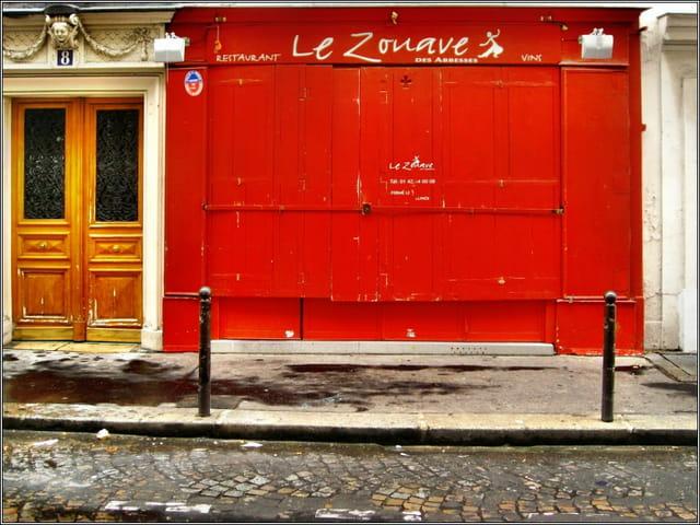 La couleur dans les rues
