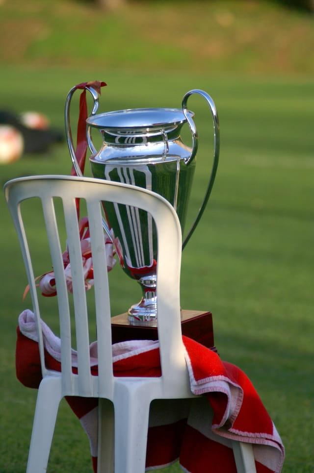 La coupe attend le vainqueur