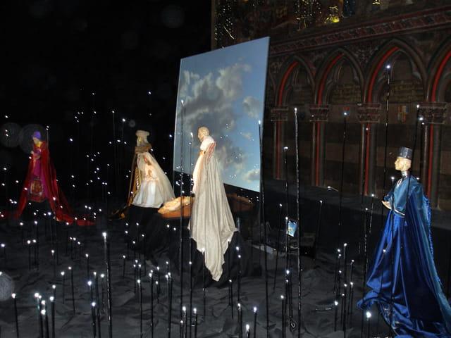 La crèche de Notre Dame de Paris