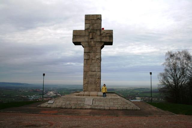La croix de la liberation