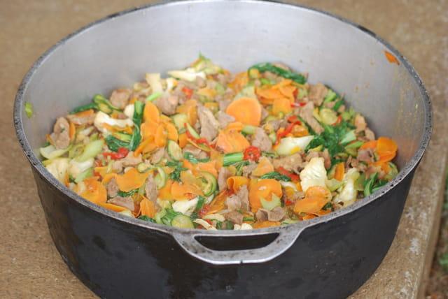 la cuisine créole