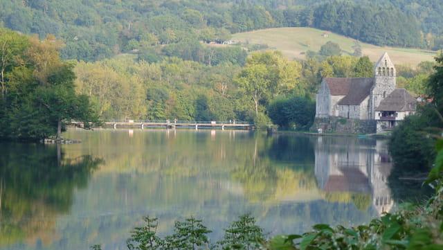 La Dordogne à Beaulieu