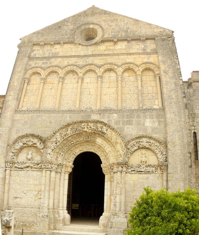 La Façade et le portail Sud