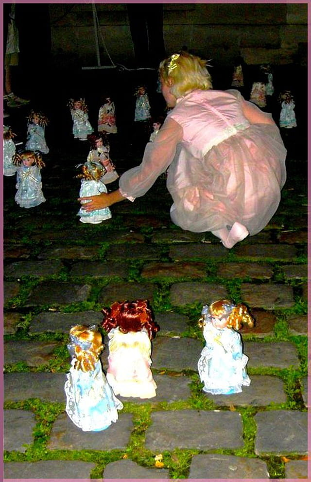 La fée des poupées articulées
