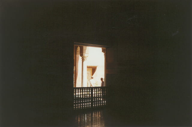 La fenêtre dorée