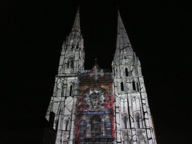 La Fête de la Lumière à Chartres