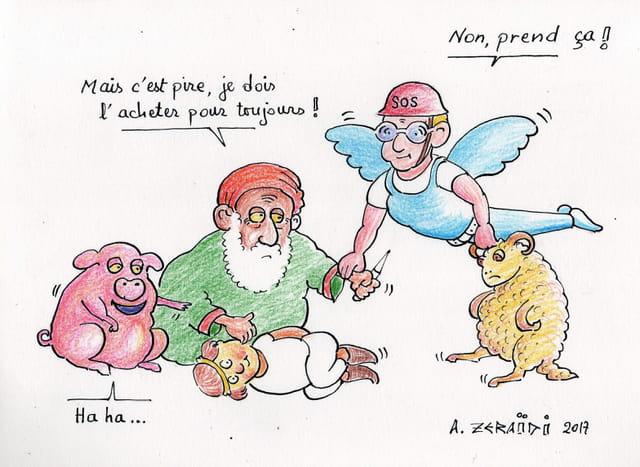 La fête des moutons