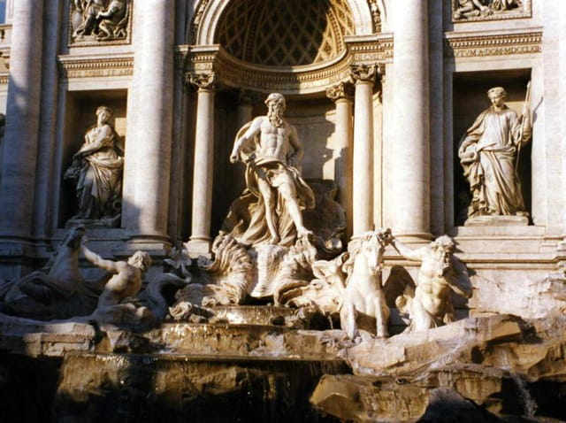 La fontaine de trevise
