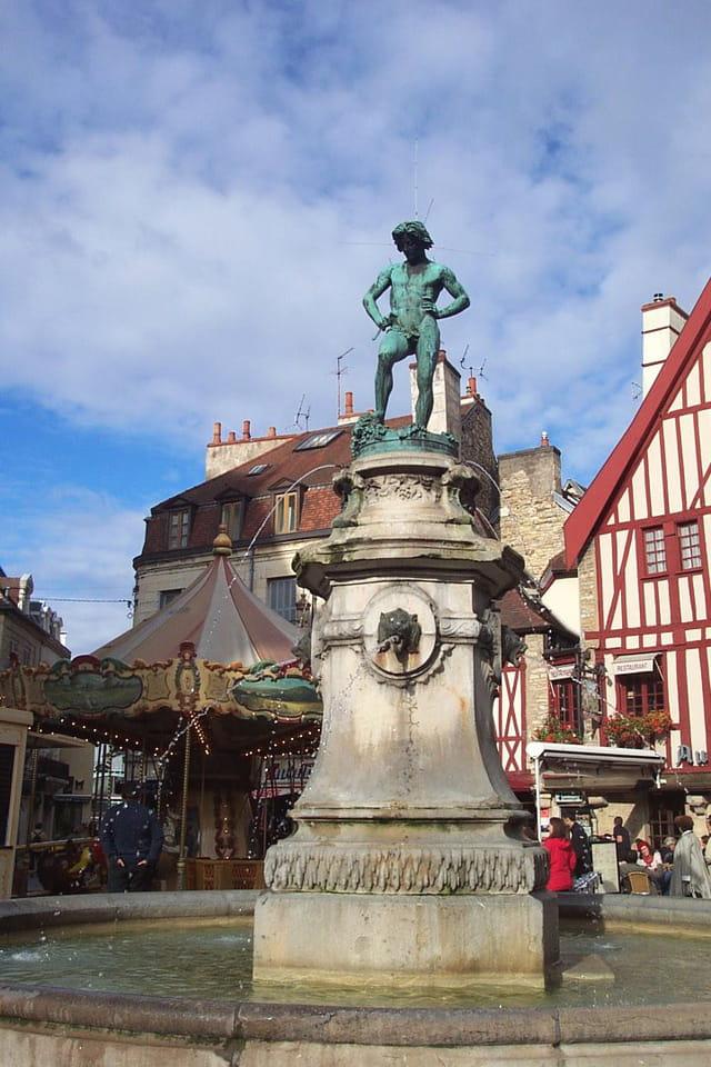La fontaine du bareuzay