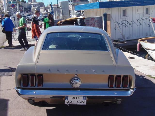 La Ford Mustang 1969
