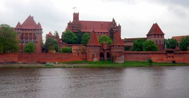 la forteresse de Marienbourg