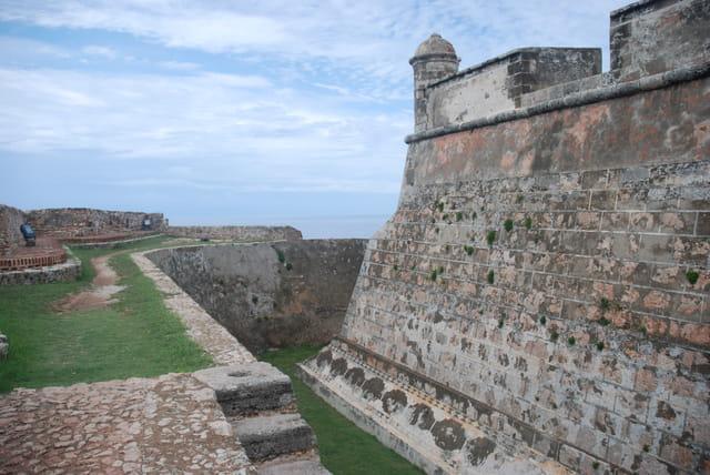 la forteresse El Morro