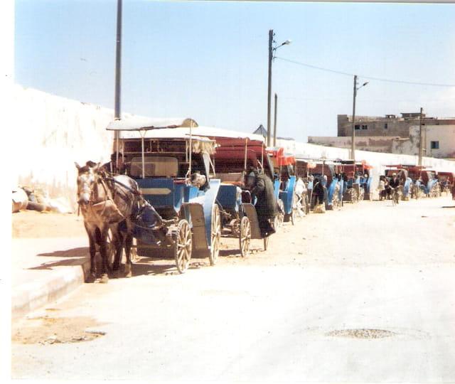 La gare des Arabas