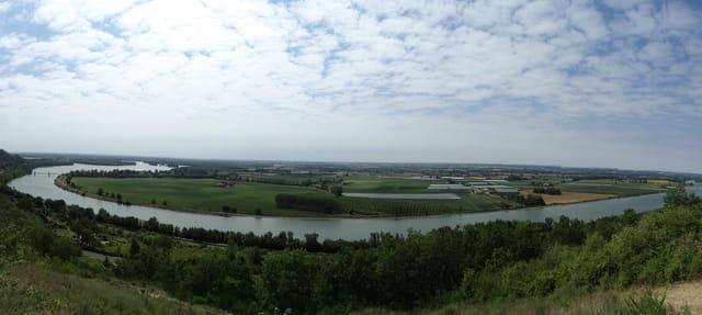 La Garonne à Boudou