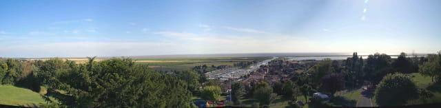 La Gironde à Mortagne