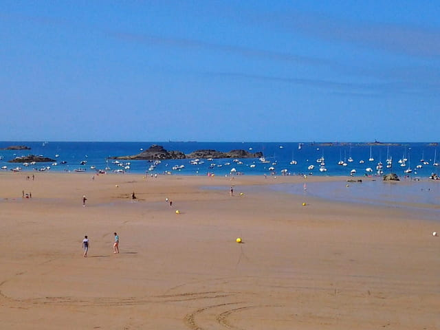 La Grande plage (Marée haute) 3