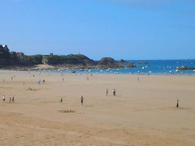 La Grande plage (Marée haute) 4