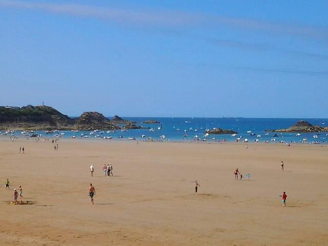 La Grande plage (Marée haute) 5