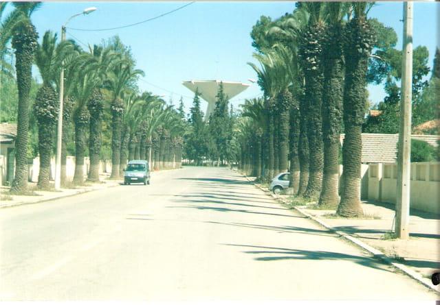 La grande rue du Château aujourd'hui