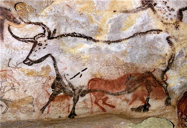 La grotte de Lascaux - photo presse