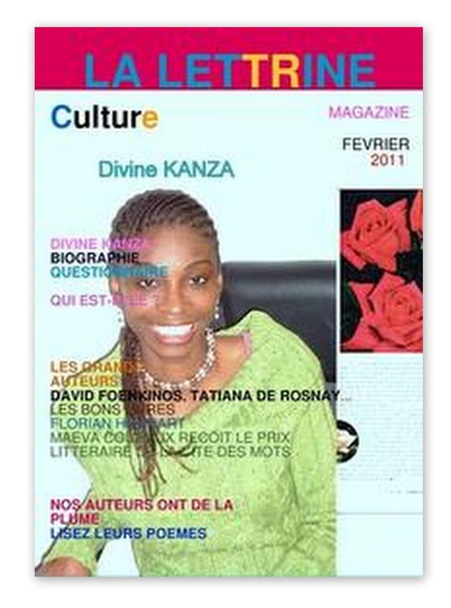 La lettrine culture magazine