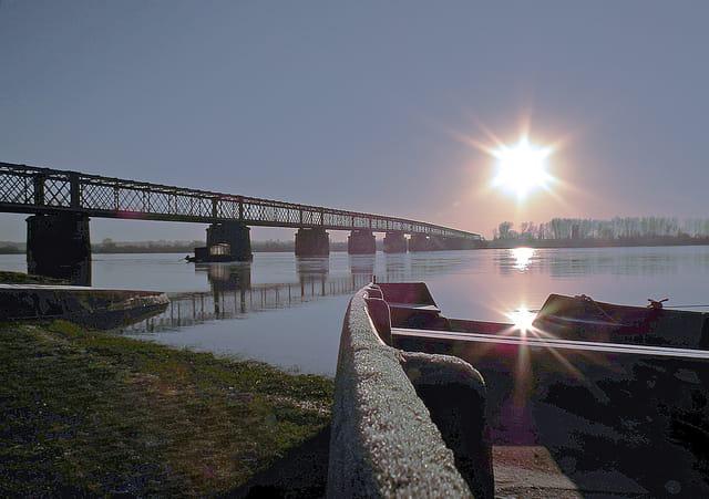 La Loire a froid