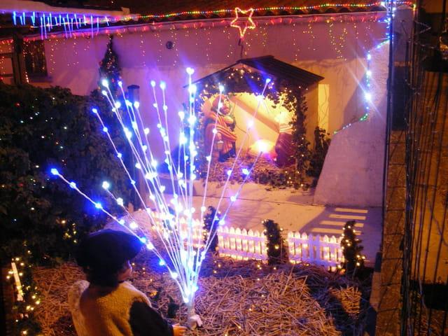 La magie de Noël à Chepoix