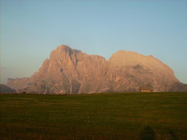 La magie des Dolomites