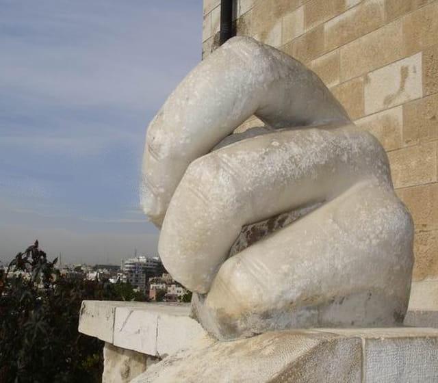 La main d'hercule