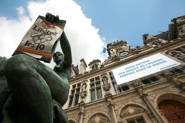 La Mairie de Paris respecte les Droits de l'Homme