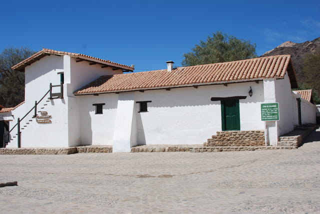 La maison d'Isasmendi
