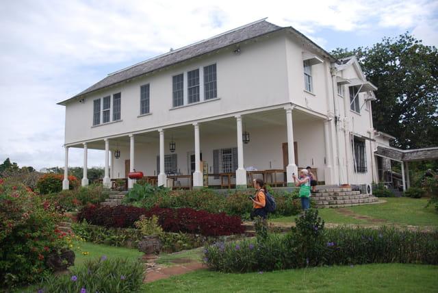 la maison de sir Harold Michell