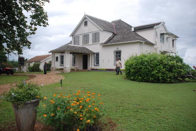 la maison de sir Harold Mitchell