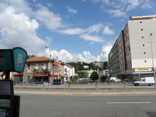 La maison natale de Jacques Tati était ici ...