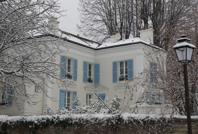 La maison où séjourna Félicien David