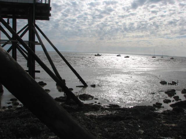 La maree monte