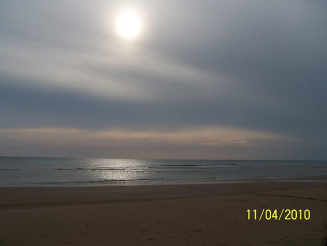 La mer au....