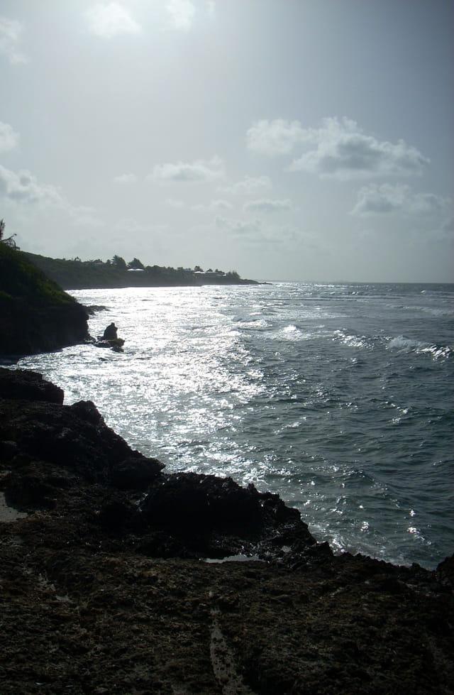 La mer au petit matin