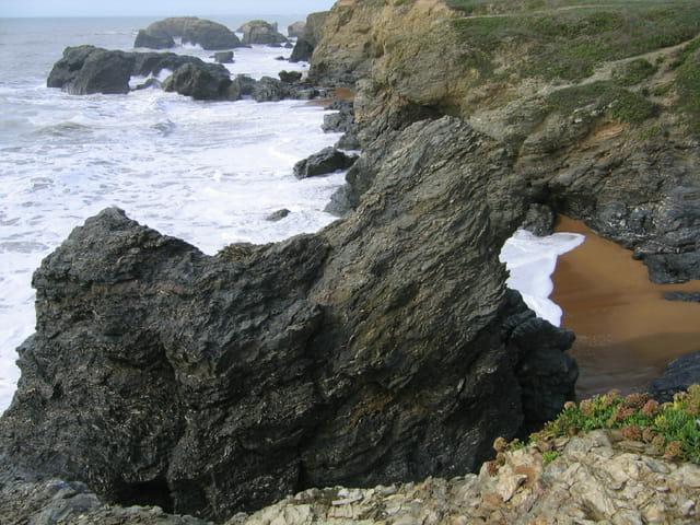 La mer monte