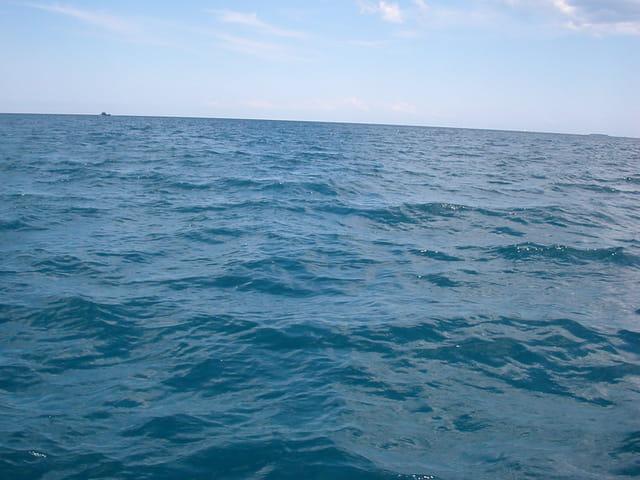 La mer qui donne envie!