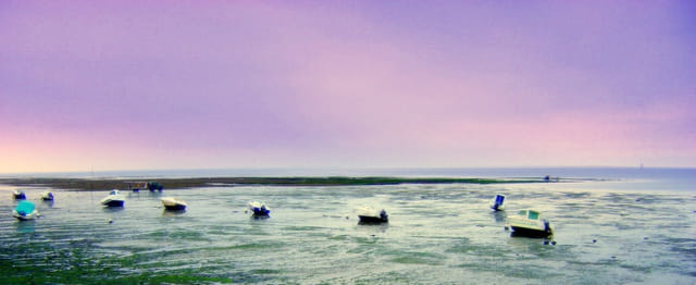 la mer sans la mer