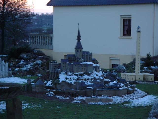 La miniature du Mt St Michel