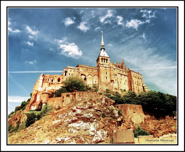 La Mont Saint Michel...autrement
