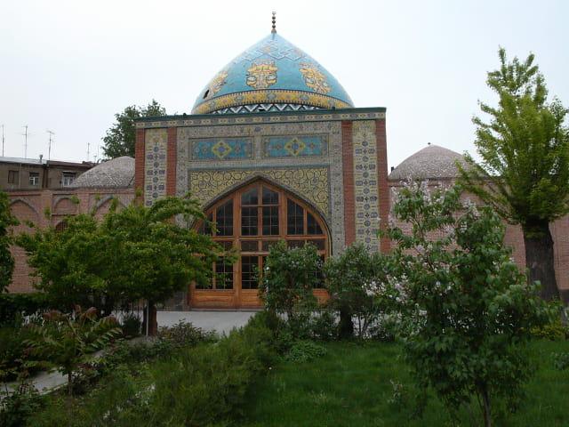 La Mosquée d'Erevan